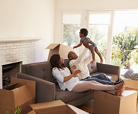 Top 5 Tips for Moving Day