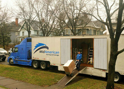 residential movers des moines
